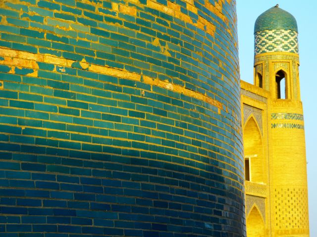 khiva-Ouzbekistan©Creative Commons CC0 Pixabay