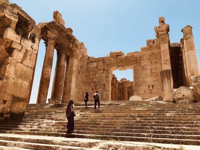 LIBAN - Baalbek - Temple de Bachus © Kévin GIRARD