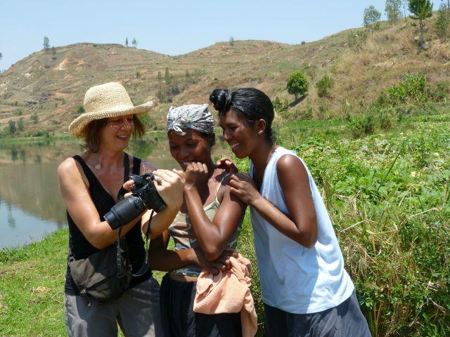 Madagascar Randonn 233 E Dans Les Hautes Terres
