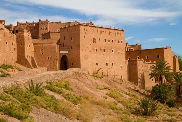 [KEY_MAP] - MAROC - Kasbahs, dunes et oasis en randonnée