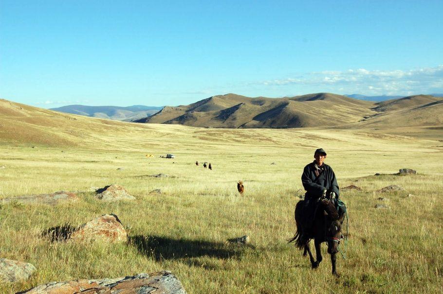 [KEY_MAP] - Mongolie - Steppes mongoles de la Vallée d'Orkhon