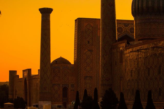samarkand-Ouzbekistan©Creative Commons CC0 Pixabay