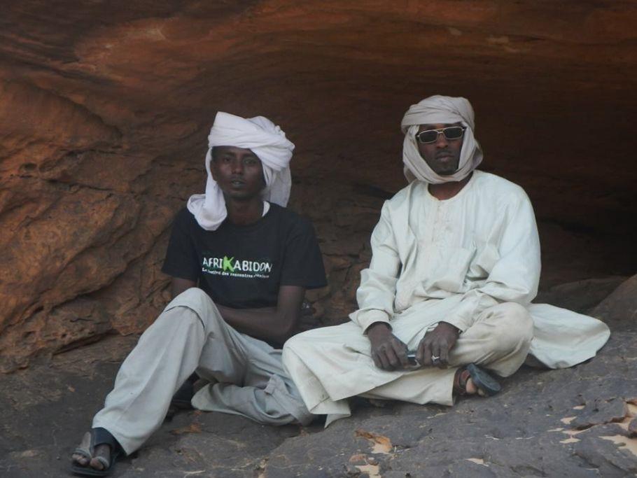 [KEY_MAP] - Tchad - Une caravane pour Faya