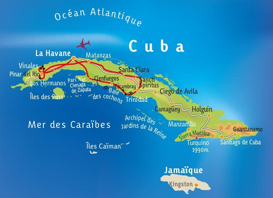 [KEY_MAP] - Cuba - Mieux comprendre Cuba