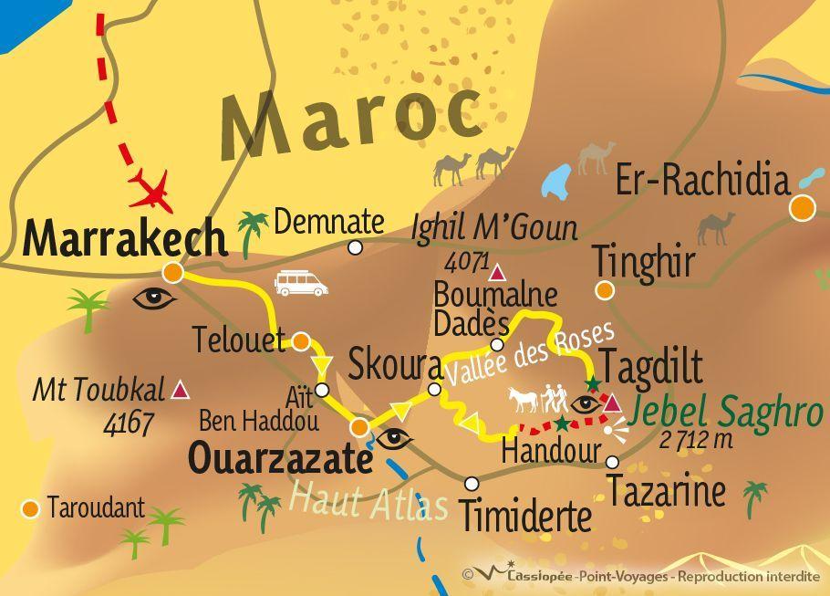 [KEY_MAP] - MAROC - Djebel Saghro